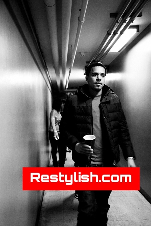 J Cole Cover Photoshoot for The Source Magazine  VidInfo